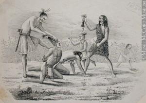 John Henry Walker (1831-1899). 1850-1851, 19e siècle. Encre sur papier - Gravure sur bois. 9.6 x 13.3 cm. Don de Mrs. Kathleen Walker-Burns. M911.1.21 © Musée McCord