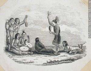 John Henry Walker (1831-1899). 1850-1885, 19e siècle. Encre sur papier - Gravure sur bois. 8.8 x 11.1 cm. Don de Mr. David Ross McCord. M930.51.1.78 © Musée McCord