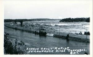 Long Sault Rapids, Cornwall, Ont . - [195-?]