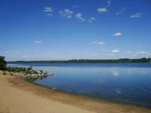 Lac du Rat-Musqué, près de Cobden Ont., 2012