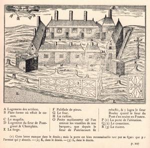 Champlain, Samuel de. 1973. « Des Sauvages ou Voyage du sieur de Champlain faict en l'an 1603». Dans Œuvres de Champlain. Éditions du jour : Montréal, p.65
