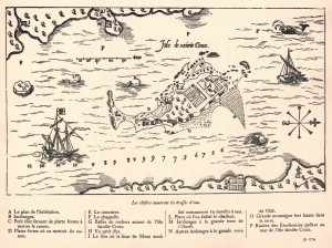 Champlain, Samuel de. 1973. « Des Sauvages ou Voyage du sieur de Champlain faict en l'an 1603». Dans Œuvres de Champlain. Éditions du jour : Montréal, p.174